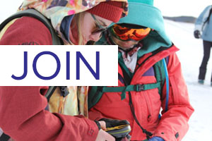 Become a member of the Friends of the CAIC